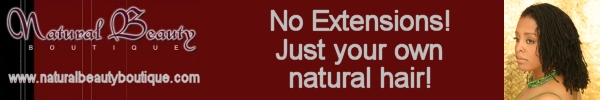 Natural Bbeauty Hair Boutique Banner