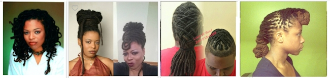 Styles from Locs of Soul