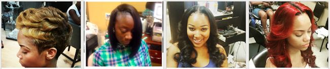 Hair Styles from Key of Cee