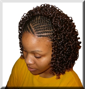 La s and Girls Hair Styles New Curly Braid Hair Style